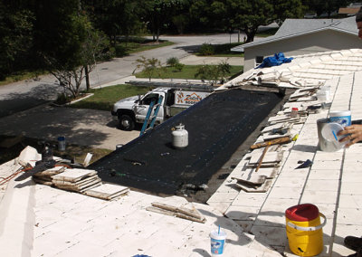 Flat Roof Replacement #1