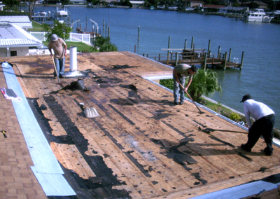 Flat Roof Replacement #2