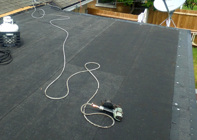 Flat Roof Replacement #3