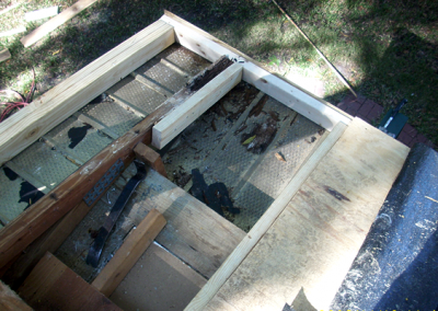 Wood Repair #1