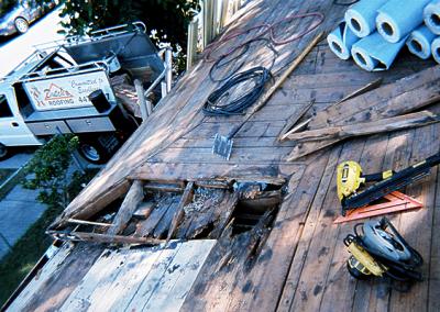 Wood Repair #3